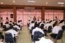 ให้กำลังใจนักศึกษาทุกชั้นปีในการสอบวัดความรู้ด้านภาษาอังกฤษของสถาบันพระบรมราชชนก_6