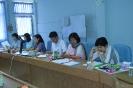 ประชุมคณะกรรมการหลักสูตรวิทยาลัยพยาบาลบรมราชชนนี สุพรรณบุรี.