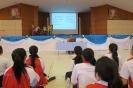 กิจกรรมปฏิญาณตนเป็นผู้รักษาศีล ๕ และบรรยายธรรมเนื่องในโอกาสการดำเนินงานวิทยาลัยรักษาศีล ๕ _1