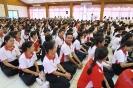 กิจกรรมปฏิญาณตนเป็นผู้รักษาศีล ๕ และบรรยายธรรมเนื่องในโอกาสการดำเนินงานวิทยาลัยรักษาศีล ๕ _7