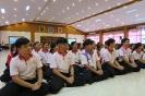 กิจกรรมปฏิญาณตนเป็นผู้รักษาศีล ๕ และบรรยายธรรมเนื่องในโอกาสการดำเนินงานวิทยาลัยรักษาศีล ๕ _8