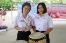 โครงการ ฟ.ฟัน ฉันแข็งแรง และโครงการวัยรุ่นไทยเข้าใจเพศศึกษา ซึ่งนักศึกษาพยาบาลศาสตร์ชั้นปีที่ ๒ _1