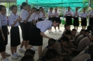 โครงการ ฟ.ฟัน ฉันแข็งแรง และโครงการวัยรุ่นไทยเข้าใจเพศศึกษา ซึ่งนักศึกษาพยาบาลศาสตร์ชั้นปีที่ ๒ _2