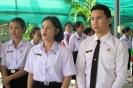 โครงการ ฟ.ฟัน ฉันแข็งแรง และโครงการวัยรุ่นไทยเข้าใจเพศศึกษา ซึ่งนักศึกษาพยาบาลศาสตร์ชั้นปีที่ ๒ _4