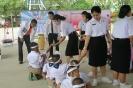 โครงการ ฟ.ฟัน ฉันแข็งแรง และโครงการวัยรุ่นไทยเข้าใจเพศศึกษา ซึ่งนักศึกษาพยาบาลศาสตร์ชั้นปีที่ ๒ _7