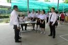โครงการ ฟ.ฟัน ฉันแข็งแรง และโครงการวัยรุ่นไทยเข้าใจเพศศึกษา ซึ่งนักศึกษาพยาบาลศาสตร์ชั้นปีที่ ๒ _8