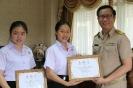 ร่วมแสดงความยินดีกับ Miss.Yang LinLin and Miss.Xu Ping ในโอกาสครบวาระการแลกเปลี่ยนเรียนรู้ในฐานะนักศึกษาแลกเปลี่ยนระหว่างวิทยาลัยพยาบาลบรมราชชนนี สุพรรณบุรี และ วิทยาลัยอาชีวศึกษาเล่อซาน_1