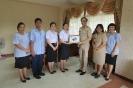 ร่วมแสดงความยินดีกับ Miss.Yang LinLin and Miss.Xu Ping ในโอกาสครบวาระการแลกเปลี่ยนเรียนรู้ในฐานะนักศึกษาแลกเปลี่ยนระหว่างวิทยาลัยพยาบาลบรมราชชนนี สุพรรณบุรี และ วิทยาลัยอาชีวศึกษาเล่อซาน_2