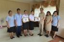 ร่วมแสดงความยินดีกับ Miss.Yang LinLin and Miss.Xu Ping ในโอกาสครบวาระการแลกเปลี่ยนเรียนรู้ในฐานะนักศึกษาแลกเปลี่ยนระหว่างวิทยาลัยพยาบาลบรมราชชนนี สุพรรณบุรี และ วิทยาลัยอาชีวศึกษาเล่อซาน_3