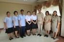 ร่วมแสดงความยินดีกับ Miss.Yang LinLin and Miss.Xu Ping ในโอกาสครบวาระการแลกเปลี่ยนเรียนรู้ในฐานะนักศึกษาแลกเปลี่ยนระหว่างวิทยาลัยพยาบาลบรมราชชนนี สุพรรณบุรี และ วิทยาลัยอาชีวศึกษาเล่อซาน_6